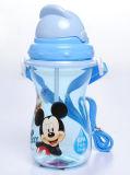 子供のプラスチック飲むコップ型