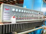 Linha reta de vidro máquina de polonês da borda do grau da máquina de mudança 0-45 do ângulo (bdm12.325)