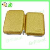 Kundenspezifische Form harter EVA-goldener kosmetischer Kasten (JCC005)