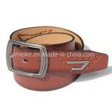 2016 Chine Nouvelle conception en gros Cheap Men's PU Leather Belt