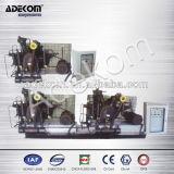 Intercambiando el compresor de aire de alta presión del pistón (K81SH-15350)