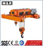 300kg elektrisch Hijstoestel van de Kabel van de Draad van China