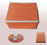 Caixa Foldable de coleta Home de Cardborad da tela não tecida do tamanho médio