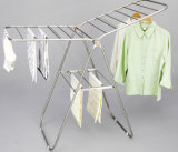 Foldable Muti-Fuctionの翼の布の乾燥ラック