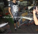 Einlagiges LDPE-Plastikschutzblech, das Maschine herstellt