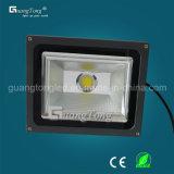 Projector ao ar livre 30With50With100With150W do diodo emissor de luz da luz 2 anos de garantia