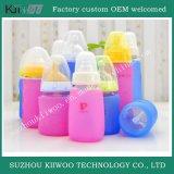 Chemise anti-calorique en caoutchouc de silicones pour la cuvette de boissons