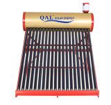 Qal sin presión calentador de agua solar Decimosexto 200L11