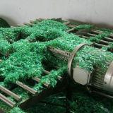 기계장치/플라스틱 밀어남 장비를 가공하는 플라스틱을 재생하는 애완 동물 PP PE 조각
