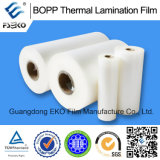 도표 Lamintion 를 사용하는 BOPP Thermal Laminating Film (27mic)