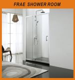 Chrome Swing Axis Shower Screen/6mm Toughen Glassシャワー室との高品質Brass