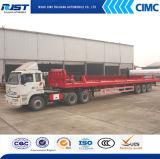 Cimc Logging Semi Trailer для Transporting Log