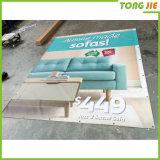 Openlucht VinylBanner Advertisng met Oogjes of Kabel (tj-1)