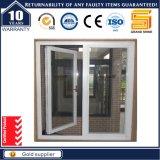 Het Openslaand raam van het aluminium met de Grill van de Veiligheid in Type 50