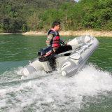 вода забортного двигателя 6HP Китая охладила двигатель шлюпки 2 ходов
