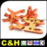 Алюминий подвергая механической обработке фабрики CNC Китая 6061 часть CNC Machinig