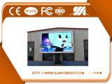 Afficheur LED P8 polychrome extérieur d'Abt HD pour la publicité