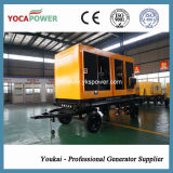 producción de energía de generación diesel del motor diesel 200kw/250kVA del generador eléctrico móvil impermeable silencioso de la potencia