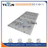 Painéis de teto falsos baratos do PVC