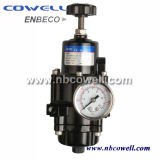 Válvula hidráulica de controle da taxa de fluxo de água