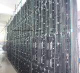 Indicador de diodo emissor de luz ao ar livre/interno do arrendamento com painel de 500X500/500X1000mm (P3.91/P4.81/P6.25)