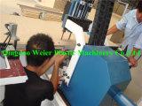 機械を作る木製のプラスチックWPCドアの空のプロフィール