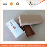 Cadre de empaquetage personnalisé de sac de bijou de cadeau de sport de papier en bois de gâteau