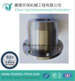Acoplador rápido del acero inoxidable del CNC de la calidad del certificado de la ISO