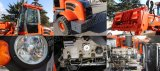 Telescópico de rodas com CE e Rops & Fops (HQ915T)