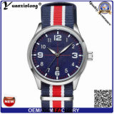 As forças armadas Yxl-867 prestam atenção do relógio de pulso ocasional do esporte da cinta da OTAN do relógio de pulso dos homens dos relógios da forma dos homens ao macho masculino Reloj do pulso de disparo