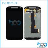 Großhandelsmontage LCD-Bildschirmanzeige-Touch Screen für Motorola Moto E2