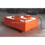 Сепаратор прямоугольной конвейерной магнитный для утюга бродяга
