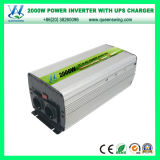 Intelligent UPS 2000W Power Inverter com 20A Carregador de Bateria (QW-2000WUPS)