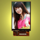 5.6 TFT LCD Display met Resistive Touch
