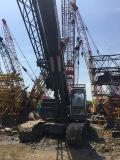 Zhenyu使用されるか、または第2Hand Hydraulic Crawler Cranesの地勢Cranes Truck Cranes Mobile Cranes