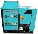 防音のタイプ160Aのディーゼル溶接の発電機