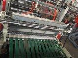 Seitlicher Dichtungs-Wärme-Ausschnitt-Plastikpolythen-Beutel, der Maschine herstellt