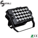 24PCS * 15W 6in1 LED PAR para la etapa de DJ (HL-037)