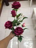 Flores artificiales de Rose Gu-Jy915221307