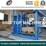Favo Cardboard Laminating Machine Made in Cina