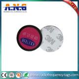 30mm das wasserdichte Antimetall NFC versieht Zeichen Ntag213 mit Warnschild