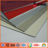 1250mm, painel de parede interior de alumínio do poliéster da largura de 1570mm (AE-36A)
