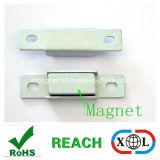 Vierecks-Magnet kombiniertes Metallplatten mit Flügeln