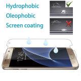 Samsung 은하 S7를 위한 명확한 다이아몬드 이동 전화 스크린 프로텍터