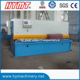 Cortadora de la máquina de corte de la guillotina hidráulica QC11y-10X6000 y de la placa de acero