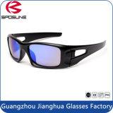 China Wholesale New Fashion Mirror Lens Segurança Sport Goggles Polarized UV Protective Eyewear Óculos de sol desportivo de qualidade superior
