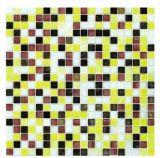 Mosaico di vetro di vetro di /Rainbow del mosaico di arte di vetro dorata