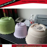 Hot-Runner Injection Mould Thin Wall Flower Pot