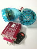 Motocicleta de alarma MP3 con botón