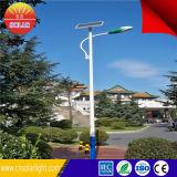 No. 1 luz de rua solar sozinha do carrinho do fabricante da classificação